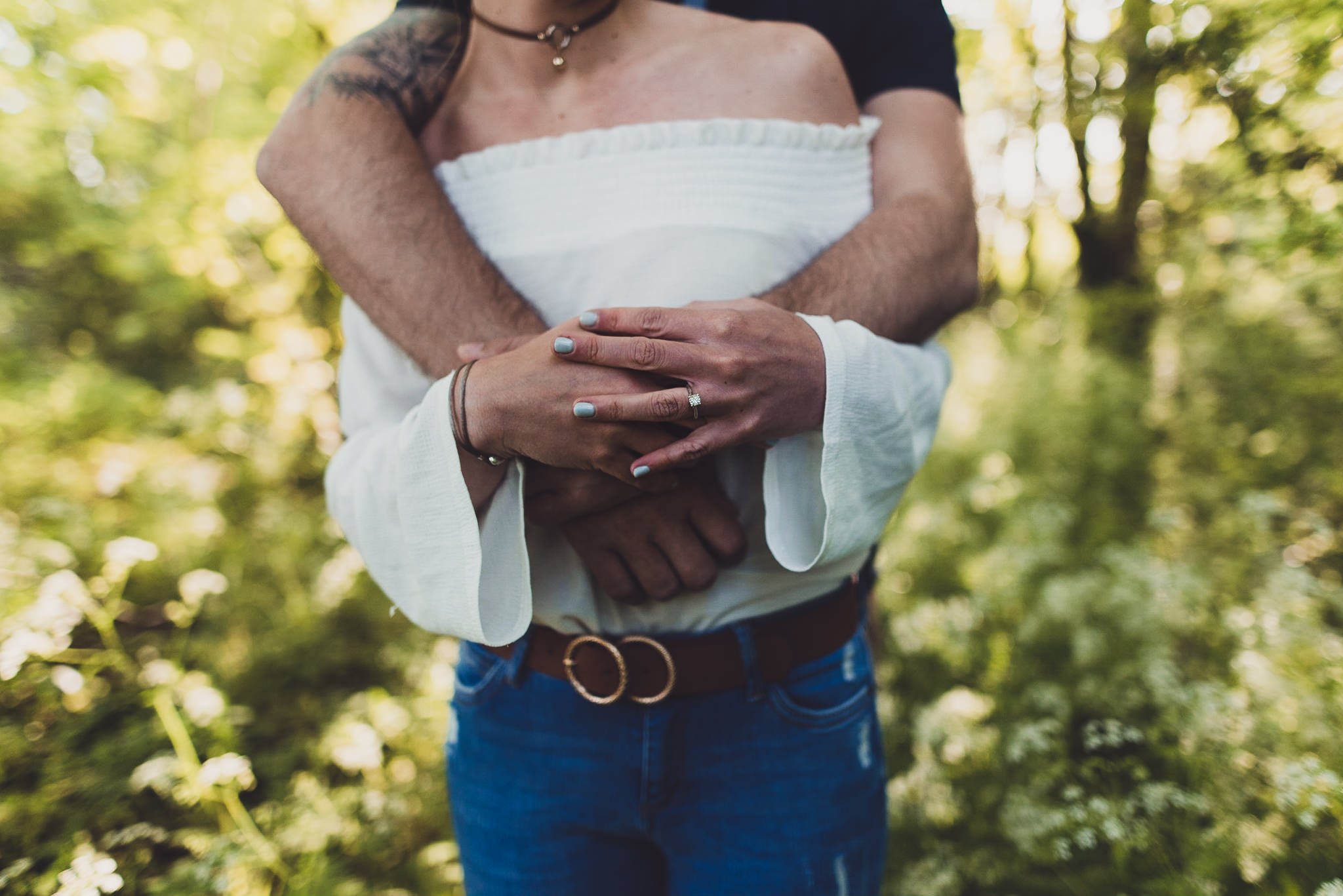 Goodwood Engagement Session